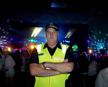 Geelong Blue Light Disco 2016