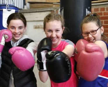 Bendigo Blue Light Boxing