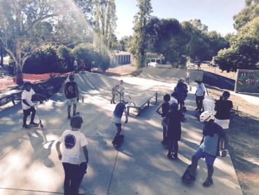 Alexandria Skate Day