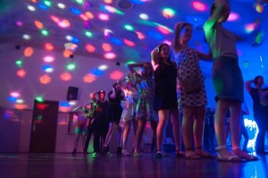 Bendigo Blue Light Disco