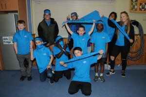 Wynbay Blue Light Leadership Camp 2016